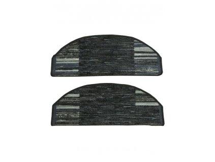 Kobercový nášlap Adagio 29 tmavě šedý