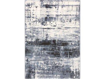 Moderní kusový koberec Ragolle Argentum 63378 6656 šedý