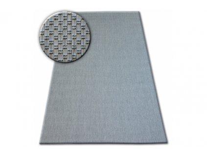 Koberec SISAL FLAT 48663/320 šedý