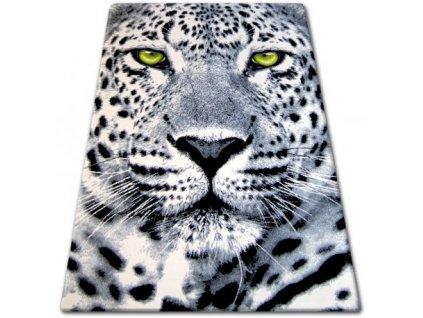 Kusový koberec BCF FLASH 33308/150 Leopard