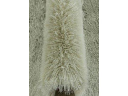 Moderní kusový koberec Alaska ecru krémový
