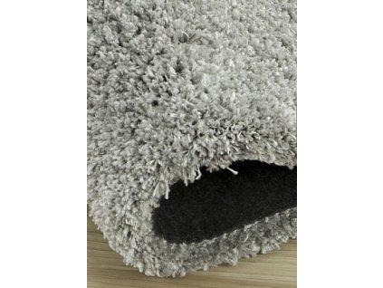 Kusový shaggy koberec Home hill 74 šedý