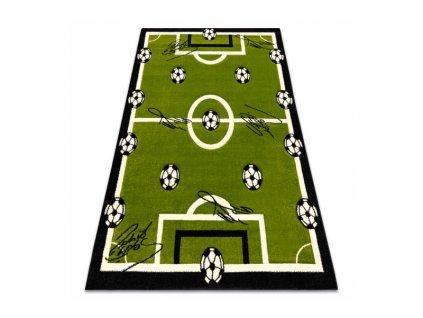 Koberec PILLY 8366 Fotbalové hřiště