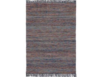 Moderní vlněný kusový koberec Ascoli Multi vícebarevný