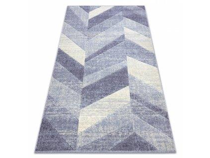 Moderní kusový koberec FEEL 5673/17944 šedý