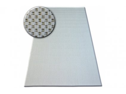 Koberec kusový Sisal FLAT 48663/060 krémový