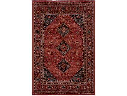 Kusový koberec vlněný Osta Kashqai 4345 300 červený