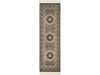 Klasický kusový koberec Ragotex Beluchi 61240 3737 šedý / béžový