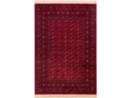 Klasický kusový koberec Ragotex Beluchi 61404 1616 červený