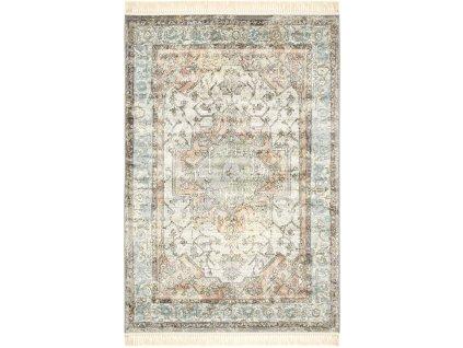 Klasický kusový koberec Ragotex Beluchi 88465 5280 krémový / béžový