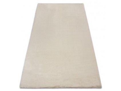 Kusový koberec shaggy BUNNY béžový