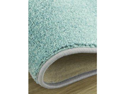 Kusový koberec Carousel 81 modrý