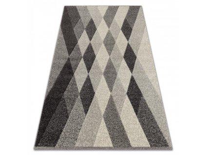 Kusový koberec FEEL 5674/16811 šedý krémový
