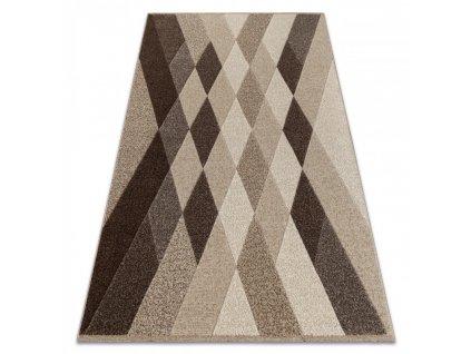 Kusový koberec FEEL 5674/15055 béžový hnědý