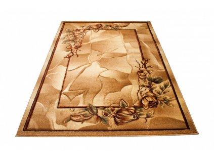 Kusový koberec ANTOGYA 7130B Světle béžový