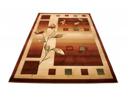 Kusový koberec ANTOGYA 6615B Krémový