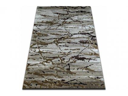 Kusový koberec VOGUE 556 tmavě béžový / hnědý