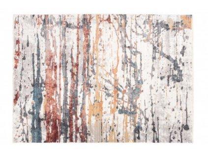 Kusový koberec abstraktní MYSTIC 3092A vícebarevný