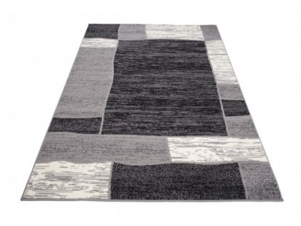 Kusový koberec F454B CHEAP Tmavě šedý
