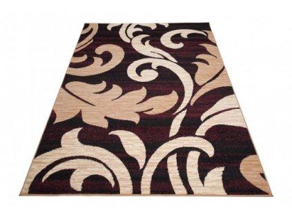 Kusový koberec CHEAP 2715B Černý