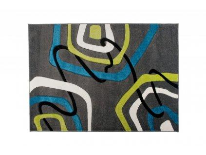 Kusový koberec SUMATRA 3465A antracitový