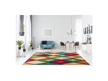 Kusový koberec SUMATRA J373B vícebarevný