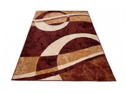 Kusový koberec CHEAP 4959B Hnědý