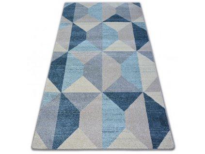 Kusový koberec NORDIC G4578 šedý
