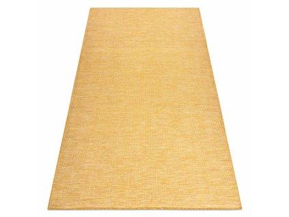 Kusový koberec Sisalový PATIO 2778 žlutý