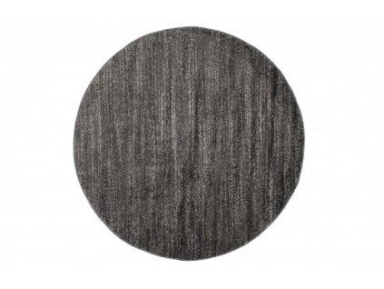 Kulatý koberec SARI T006A černý