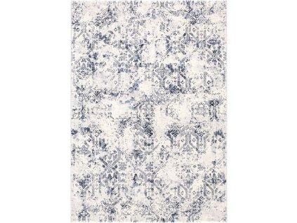 Moderní kusový koberec Ragolle Argentum 63374 7656 modrý