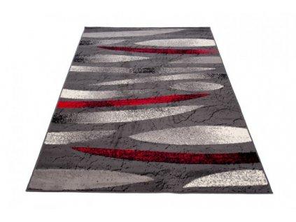 Kusový koberec D320B CHEAP Tmavě šedý
