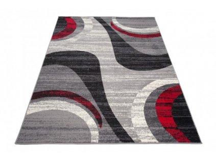 Kusový koberec F844B CHEAP Šedý