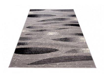 Kusový koberec D320B CHEAP Šedý