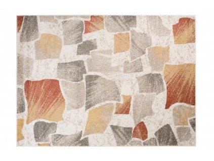 Kusový koberec JAWA E316A vícebarevný