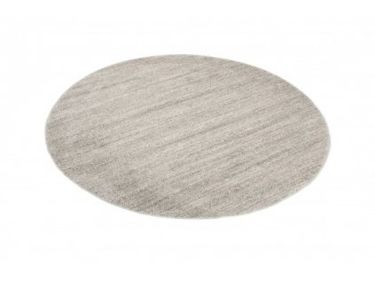 Kulatý koberec SARI T006A světle šedý