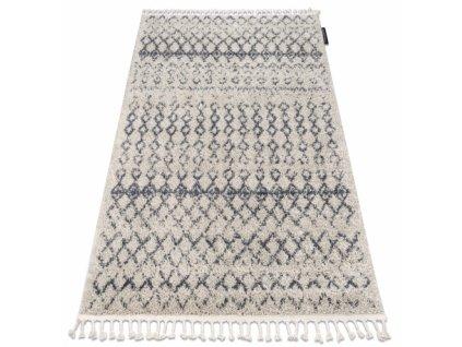Kusový koberec BERBER AGADIR G0522 krémový šedý