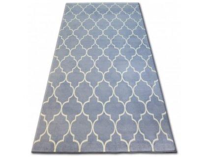 Koberec kusový BASE 3770 šedý
