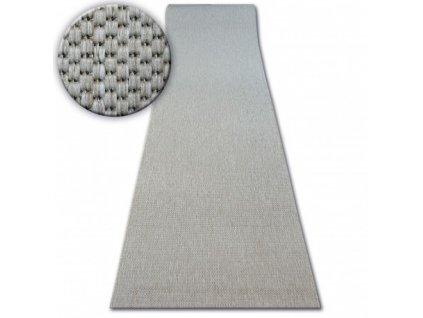 Běhoun Sisal Floorlux 20433 stříbrný
