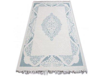 Kusový koberec akrylový MIRADA 5416 modrý