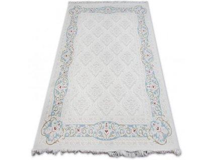 Kusový koberec akrylový MIRADA 5418 modrý