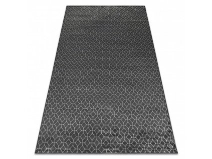 Kusový koberec NOBIS 84298 antracitový