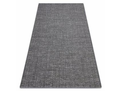 Kusový koberec Sisal  FORT 36203094 tmavě šedý