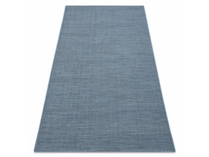 Kusový koberec Sisal  FORT 36201035 modrý