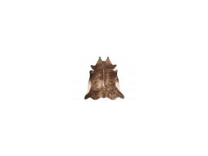 Koberec imitace zvířecí kůže G5068-1 hnědý