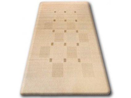 Kusový koberec Sisal FLOORLUX 20079 mais / káva