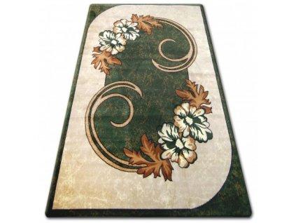 Kusový koberec PRIMO 9945 zelený