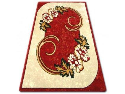 Kusový koberec PRIMO 9945 červený