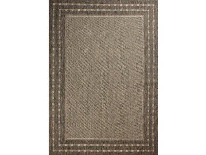 Kusový koberec SCANDIGEL 204/W71E Pogumovaný šedý