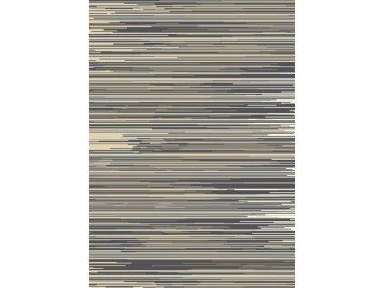 Agnella vlněný koberec Magic Aslad Grafit